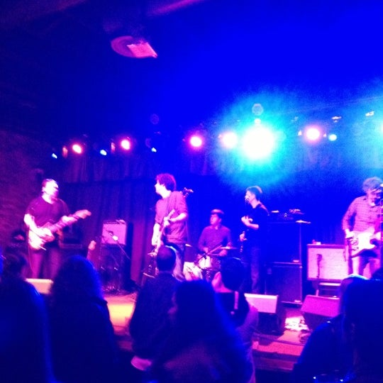 Photo taken at Brooklyn Bowl by brittyinthecity on 12/2/2012