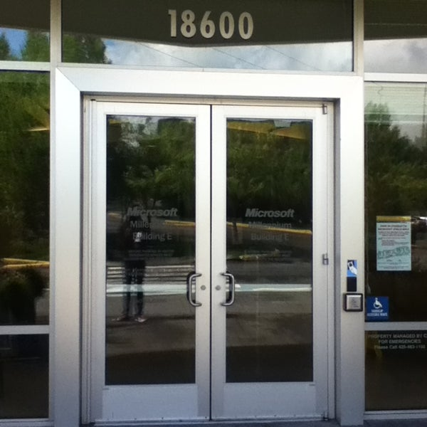 Microsoft Seattle Office: Microsoft Millennium E