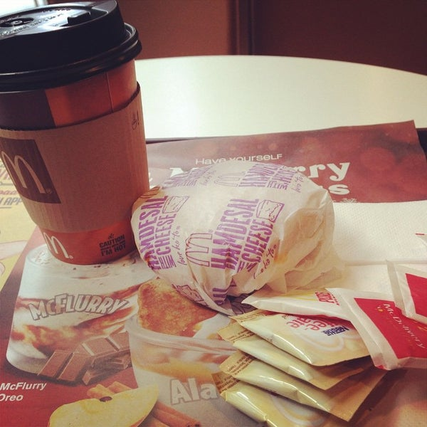 Photo taken at McDonald's by Mae C. on 1/14/2015