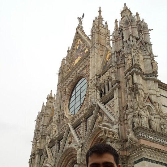Photo taken at Siena by Ronay Ç. on 2/19/2014