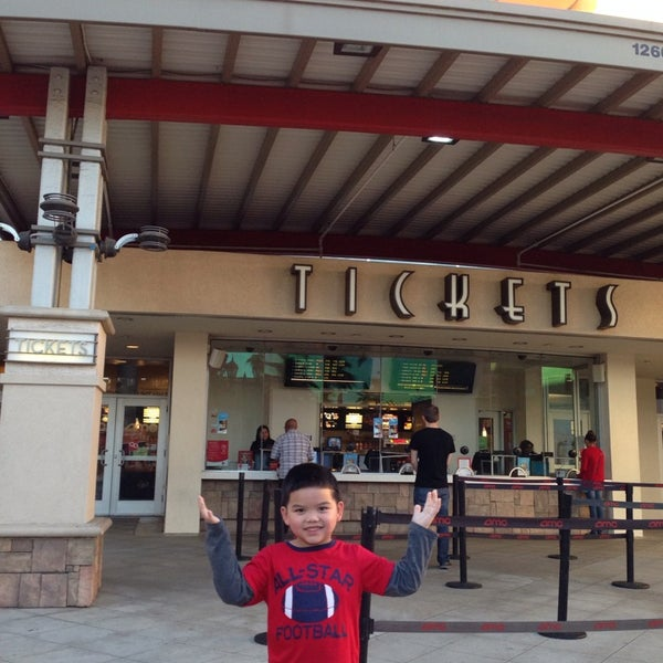Photo taken at AMC Victoria Gardens 12 by Jason B. on 11/2/2013