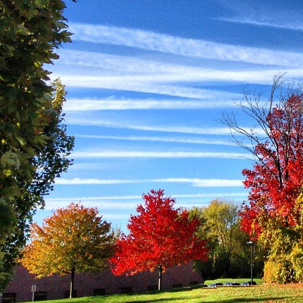 Photo taken at West Bloomfield Township Public Library by Don J. on 10/12/2012
