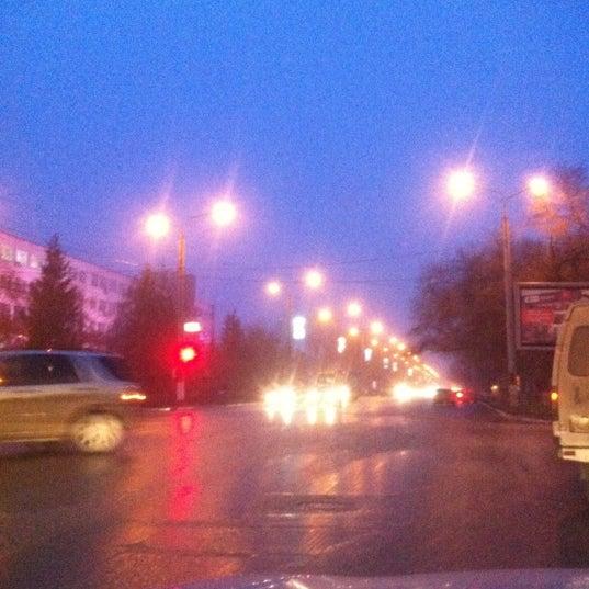 Photo taken at по городу))) by 🌸Yana🌸 I. on 12/8/2012