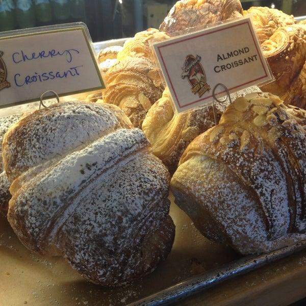 Photo taken at Louisa's Cafe & Bakery by Richard C. on 4/6/2013