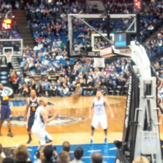 Photo taken at Target Center by Gary M. on 4/16/2013