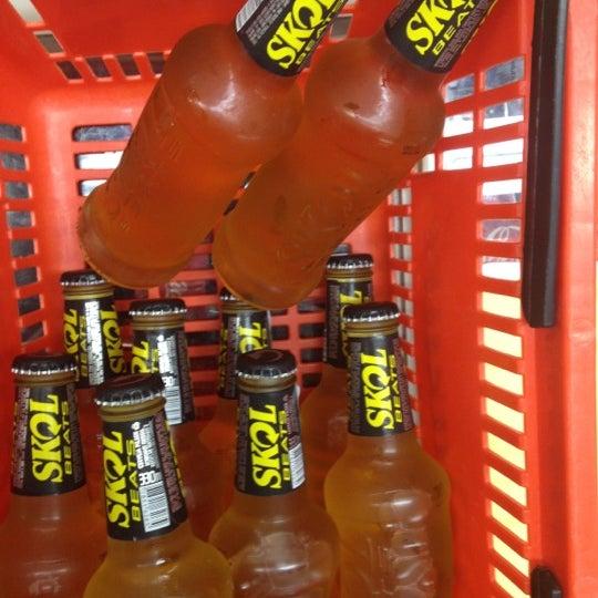 Photo taken at Supermercados Nazaré by Vinicius G. on 10/10/2012