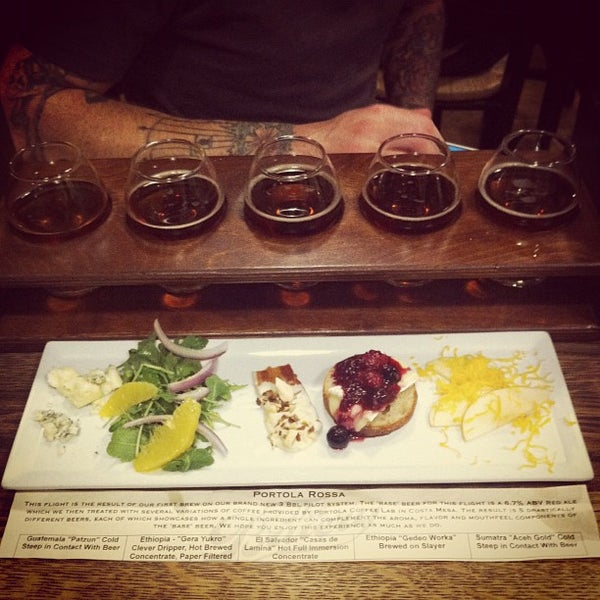 Photo taken at The Bruery Provisions by Patriceratops on 12/7/2012