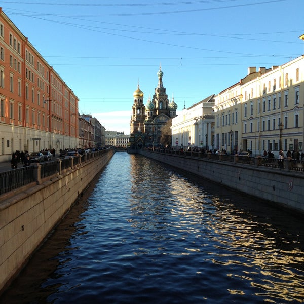 Where's Good? Holiday and vacation recommendations for Saint Petersburg, Russland. What's good to see, when's good to go and how's best to get there.
