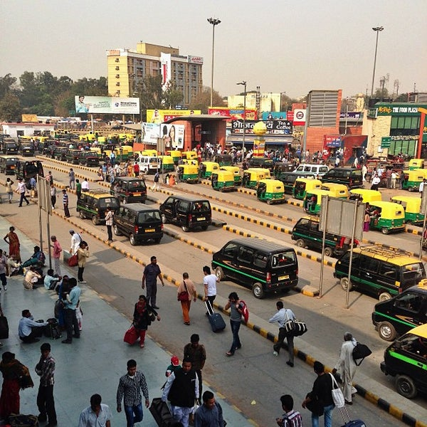 Photo taken at New Delhi Railway Station (NDLS) by Johannes H. on 3/13/2013