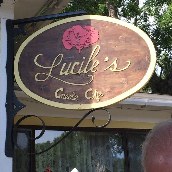 Photo taken at Lucile's Creole Cafe by Logan H. on 7/9/2014