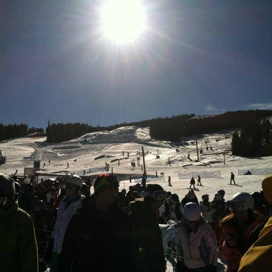 Photo taken at Breckenridge Ski Resort by Bianca R. on 12/1/2012