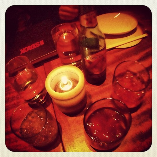 Photo taken at STACK Restaurant & Bar by Jessica C. on 1/17/2013