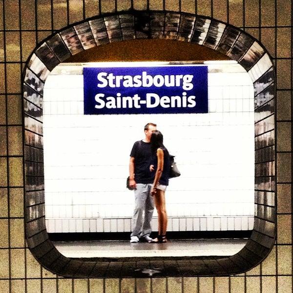 M tro strasbourg saint denis 4 8 9 metro station in paris - Lidl strasbourg saint denis ...