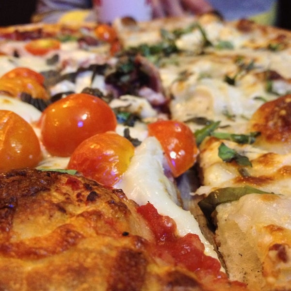 Photo taken at Regina Pizzeria by Alex G. on 5/26/2013