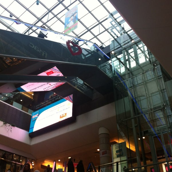 Photo taken at City 2 Shopping Mall by Denis V. on 2/4/2013