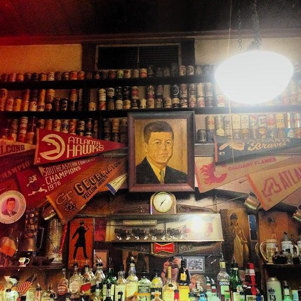 Photo taken at Manuel's Tavern by Kate G. on 10/20/2013