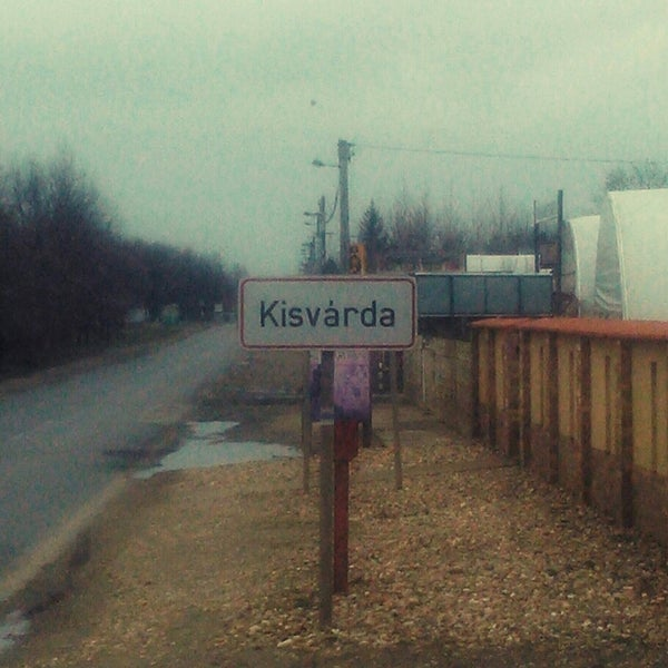 Photo taken at Kisvárda by Éva G. on 2/27/2015