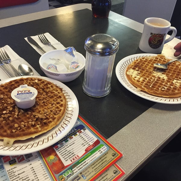 Photo taken at Waffle House by Lisa C. on 6/2/2016