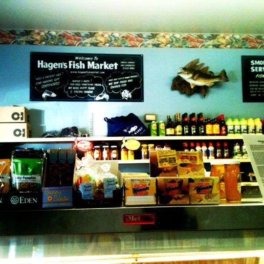 Hagen 39 s fish market portage park 20 tips for Hagen s fish market