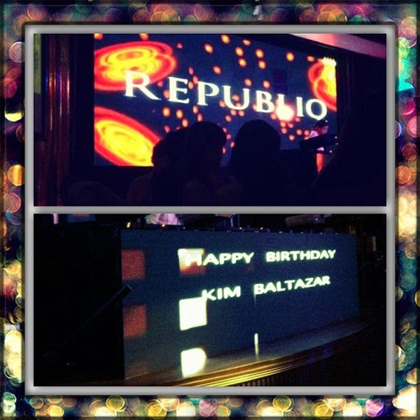 Photo taken at Republiq by Kim B. on 5/23/2013