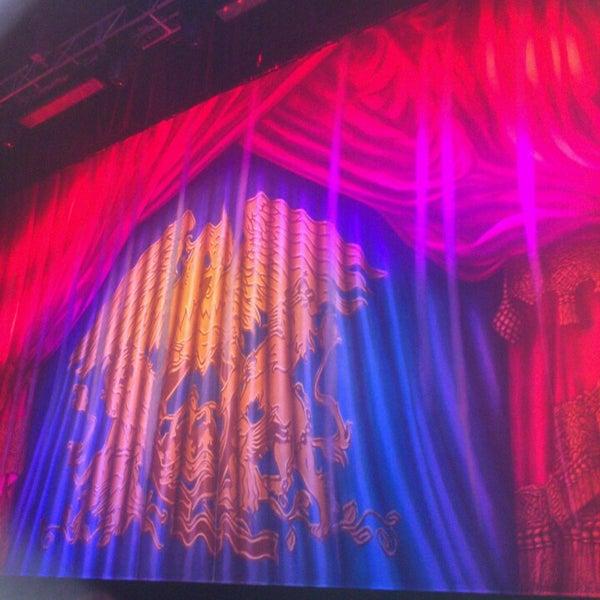 Photo taken at Heineken Music Hall by Manon ღ H. on 4/13/2013