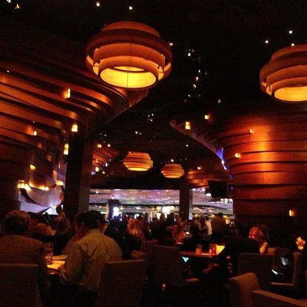 Photo taken at STACK Restaurant & Bar by Amanda M. on 2/11/2013