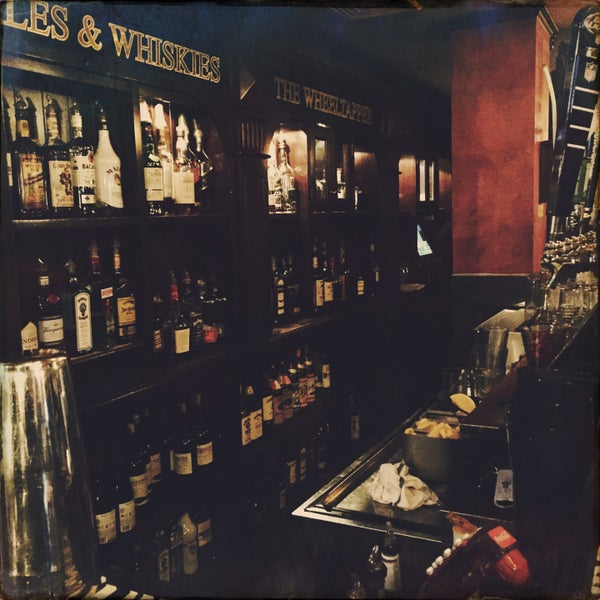 Photo taken at The Wheeltapper Pub by HERNAN P. on 1/23/2016