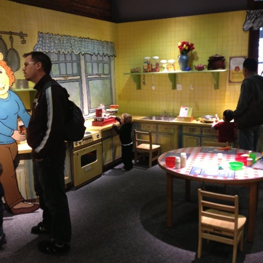 Photo taken at Boston Children's Museum by Patrick D. on 12/9/2012