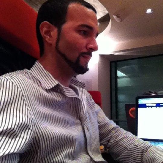 Photo taken at SapientNitro by Efrain L. on 10/12/2012