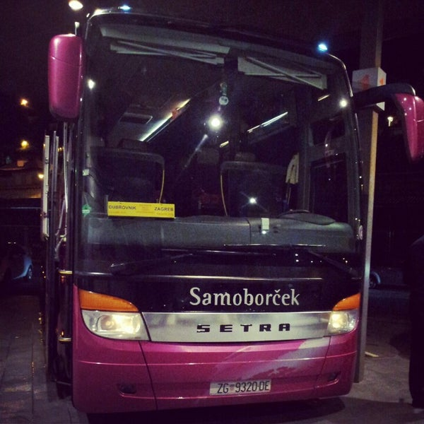 Photo taken at Autobusni Kolodvor Dubrovnik | Dubrovnik Bus Station by Thyagaraj A. on 10/28/2012