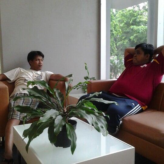 Photo taken at Sekolah Tinggi Akuntansi Negara (STAN) by Muhammad Agung D. on 12/2/2012