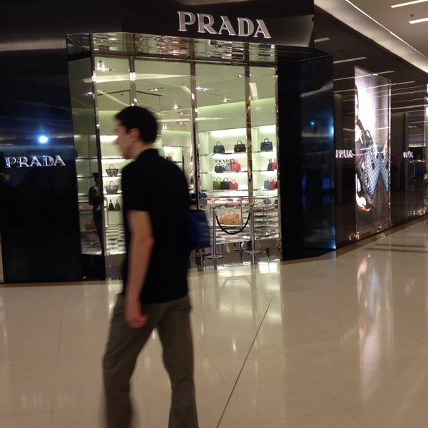 Photo taken at Prada by iNDY on 11/28/2013