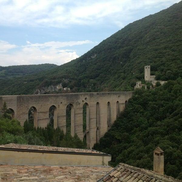 Photo taken at Ponte Delle Torri by Ulf B. on 7/9/2013