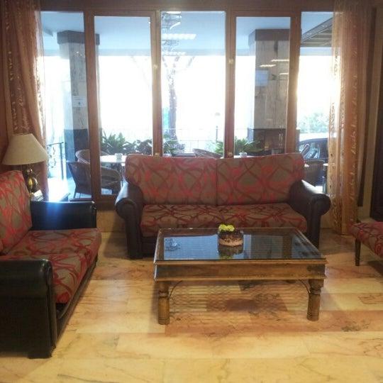 Photo taken at Hotel Alixares 4* by Artem B. on 1/6/2013