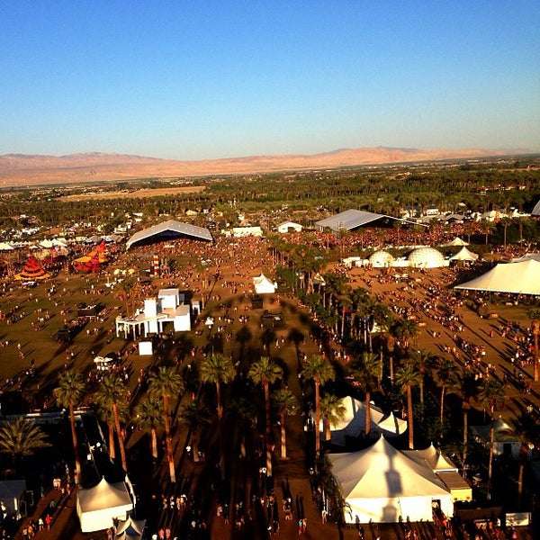 Photo taken at Coachella Valley Music and Arts Festival by Marjana J. on 4/21/2013