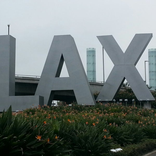 Photo taken at Los Angeles International Airport (LAX) by Bryan T. on 3/5/2013