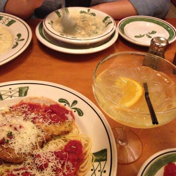 Olive Garden 17 Tips