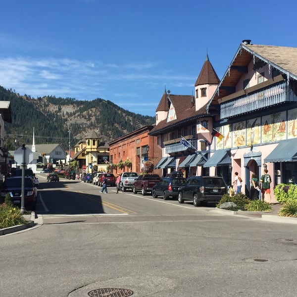 Photo taken at Town of Leavenworth by Nomar M. on 9/13/2015