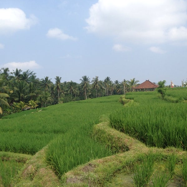 Photo taken at Viceroy Bali by Sergey K. on 7/12/2014