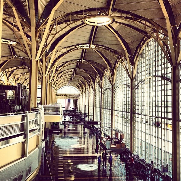 Photo taken at Ronald Reagan Washington National Airport (DCA) by Katie F. on 5/26/2013