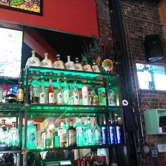 Photo taken at Burrito Bar & Kitchen by Ali R. on 12/8/2012