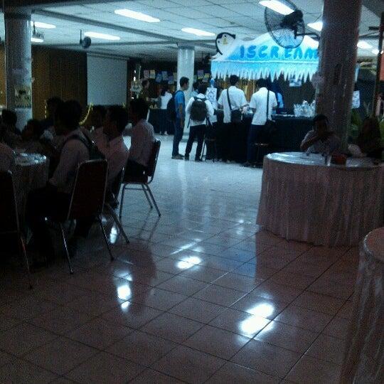 Photo taken at Gedung Serba Guna (GSG) by Dwicahyo Aris W. on 12/12/2012