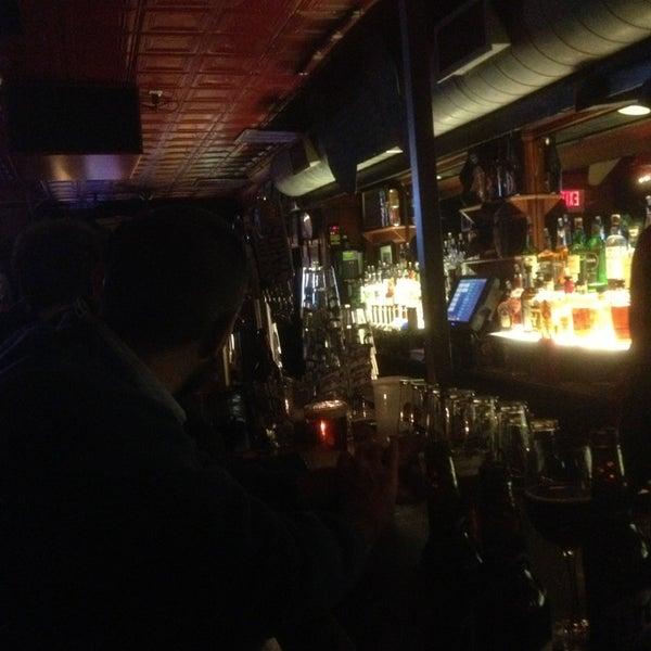 Photo taken at Good Dog Bar & Restaurant by Marianne V. on 1/19/2013