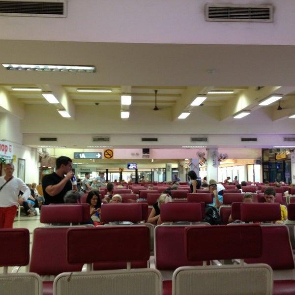Photo taken at Dabolim Goa International Airport (GOI) by Алексей М. on 3/5/2013