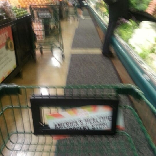 Photo taken at Whole Foods Market by GIannis A. on 2/13/2013