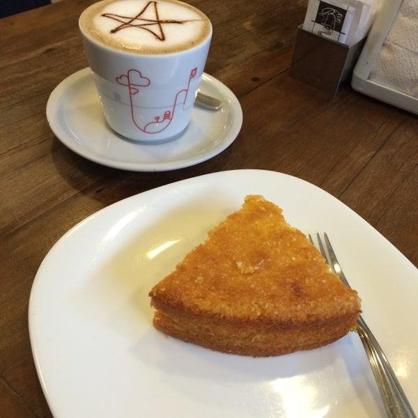 Photo taken at Café Book by Gibran S. on 8/7/2014
