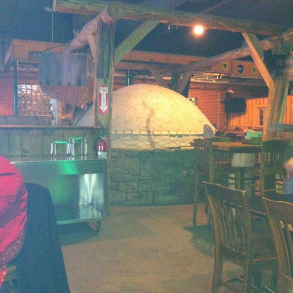 Photo taken at Mountain State Brewing Co. by Joyce F. on 3/17/2013