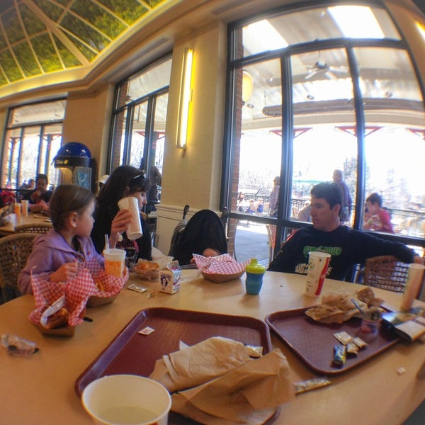 Photo taken at Lakeside Cafe by Joshua S. on 3/15/2014