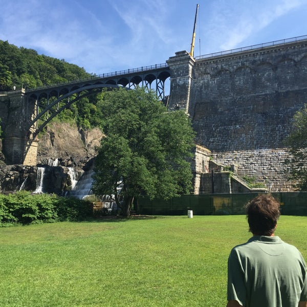 Photo taken at Croton Gorge Park by Musette H. on 8/7/2015