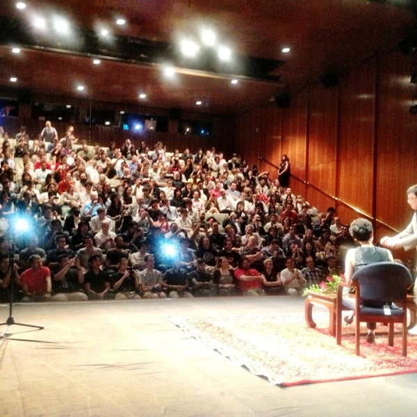 Photo taken at Asia Society New York by elicit on 6/11/2013